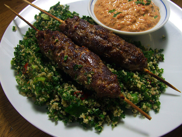 Egyptian Food Recipes Kofta