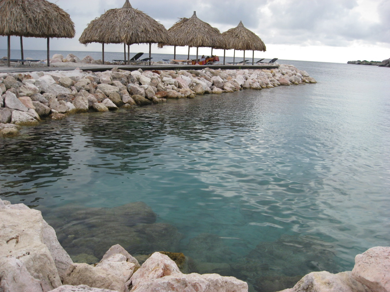 beaches of Curacao, Blue Bay