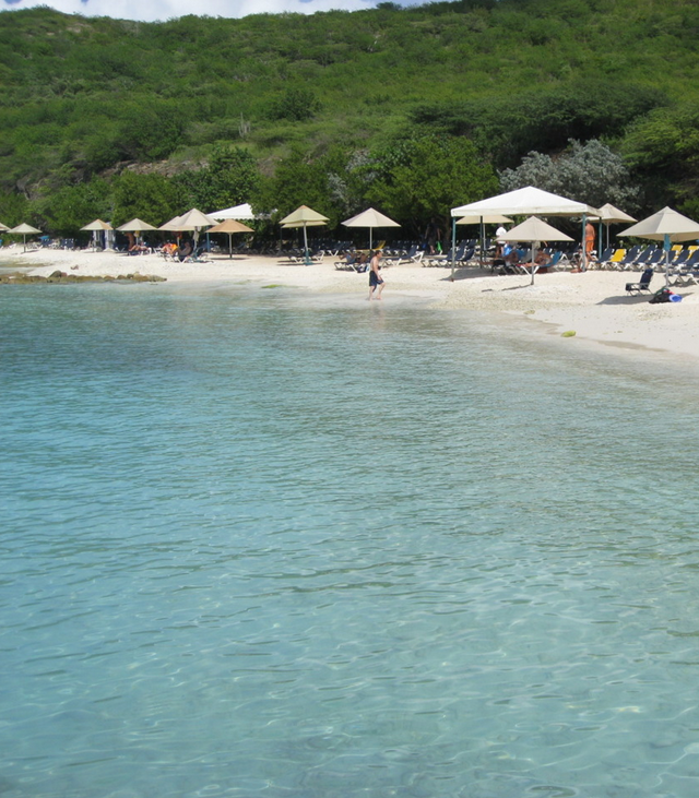 best beaches of Curacao, Playa Kalki
