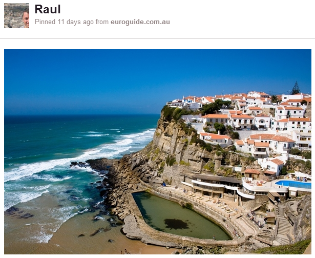 Pinterest travel bucket list, Portugal