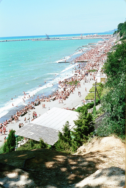 Will Best beaches in russia about