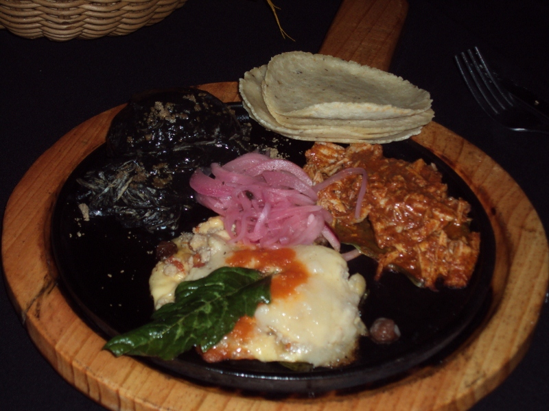 Maya food ingredients and history yucatan cuisine photo for Cuisine history